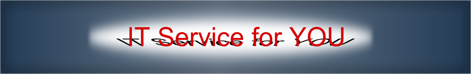 Itservice for you